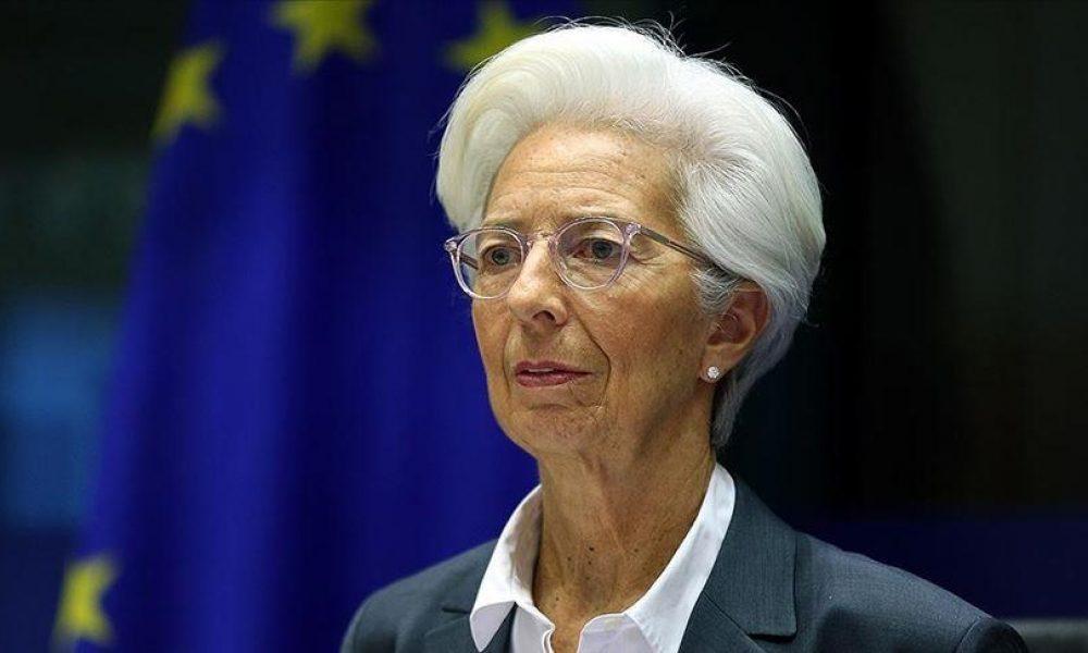 """ECB Başkanı, piyasalardaki enflasyon korkusunu yatıştırmaya çalışıyor: """"Geçici"""""""