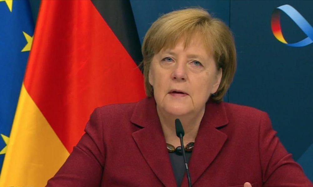 """Merkel ve diğerlerine """"Amerikan kulağı"""" gündemde: Alman hükümeti harekete geçti"""