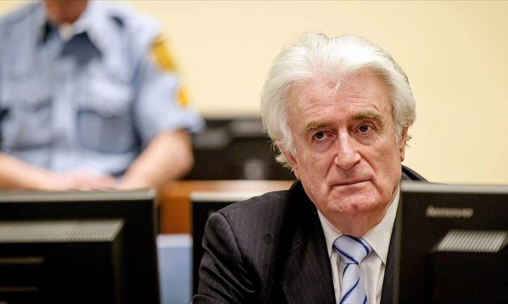 Radovan Karadzic: cezasının kalanını İngiltere'de çekmek istemiyor