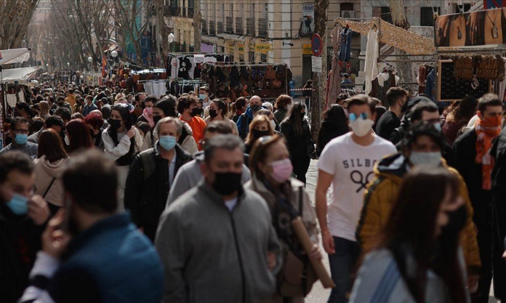 İspanya'da can kaybı: Son ayların en düşük seviyesine geriledi