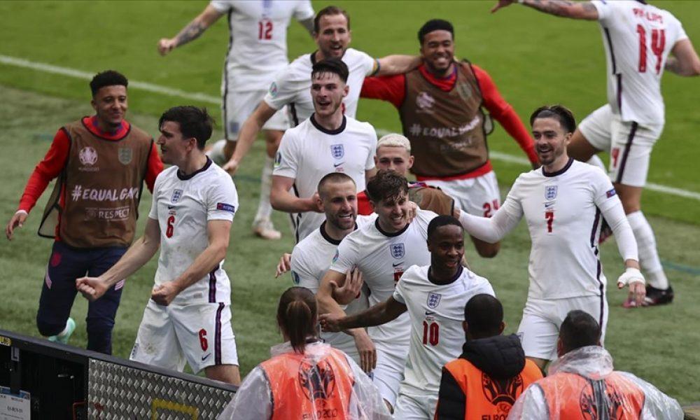 İngiltere çeyrek finale kaldı: İngiltere 2 - Almanya 0