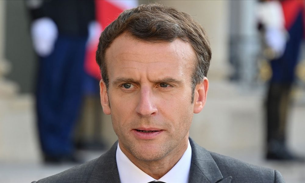 Fransa Cumhurbaşkanı suç duyurusunda bulundu: Macron'un Hitler kavgası