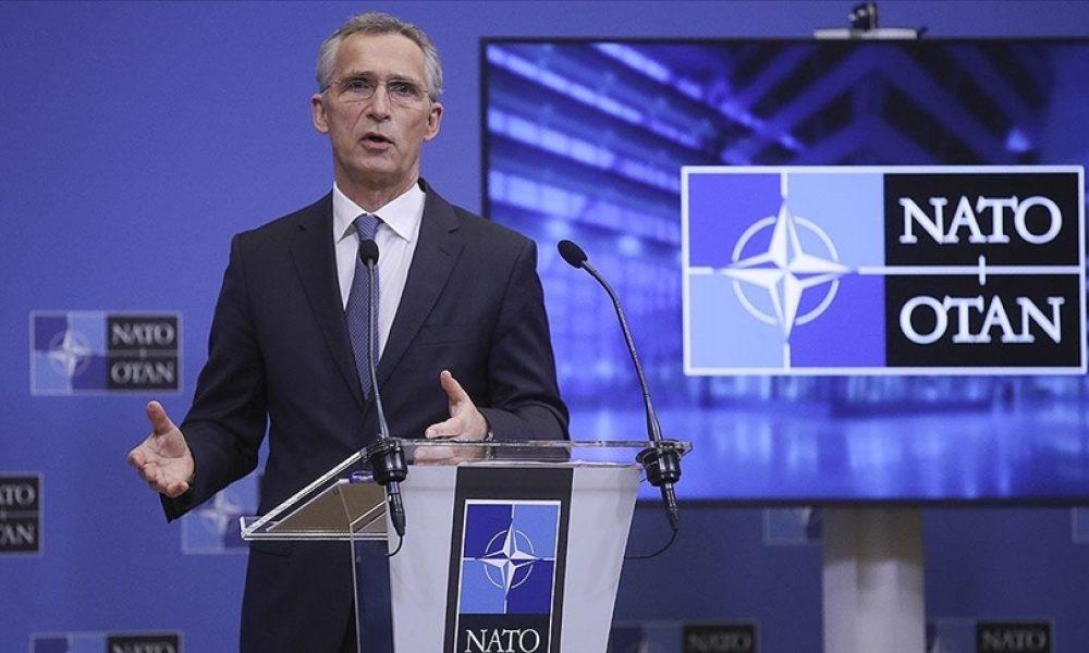 """NATO Genel Sekreteri Stoltenberg: """"Rusya ile ilişkimiz en düşük seviyede"""""""