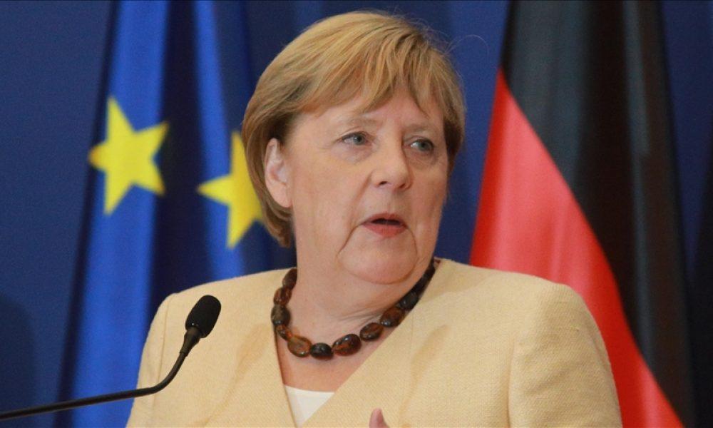 """Almanya Başbakanı Merkel: """"Berlin Süreci Batı Balkanlar'da bağlılığı artırıyor"""""""