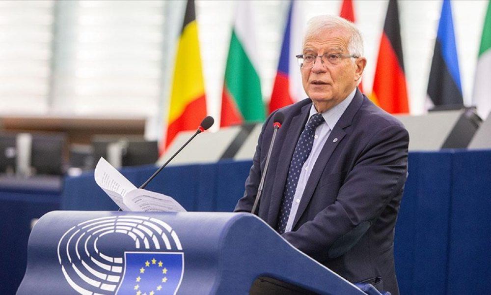 """AB Yüksek Temsilcisi Borrell: """"Taliban'ı tanımasak da ilişki kurmalıyız"""