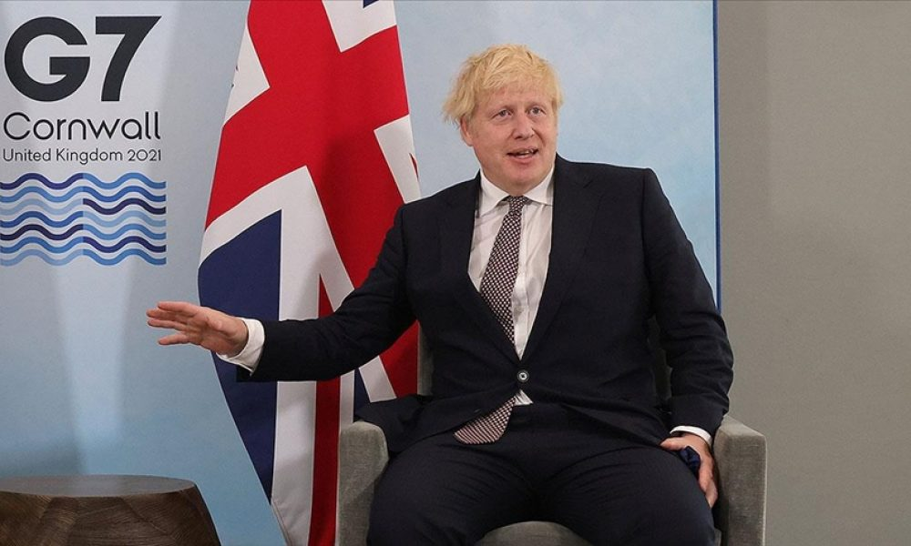 Kuzey İrlanda Protokolü üzerinden: İngiltere Başbakanı Johnson AB'yi tehdit etti