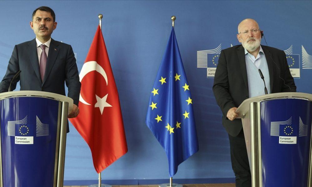 Türkiye-AB Yüksek Düzeyli İklim Diyaloğu: Paris Anlaşması çerçevesinde iklim işbirliği