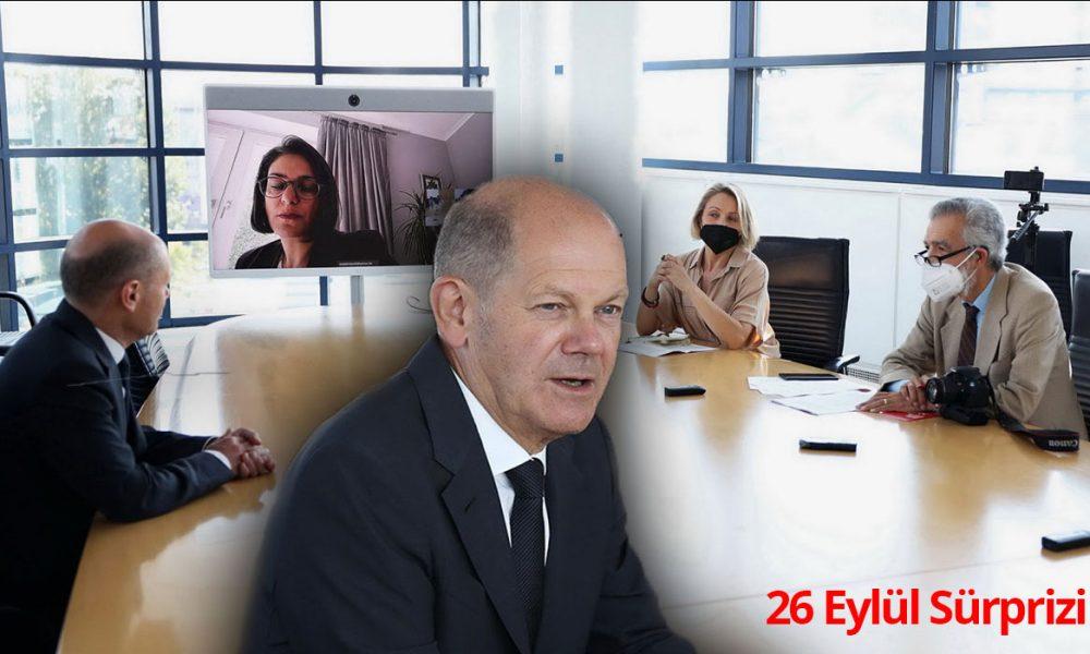 """Başbakanlığa her gün biraz daha yaklaşan Olaf Scholz: """"Birlikte evet!"""""""